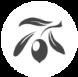 Icono que identifica que son aceitunas picudas